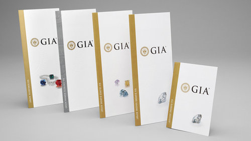 Diamond Certifications GIA